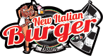 New Italian Burger Logo